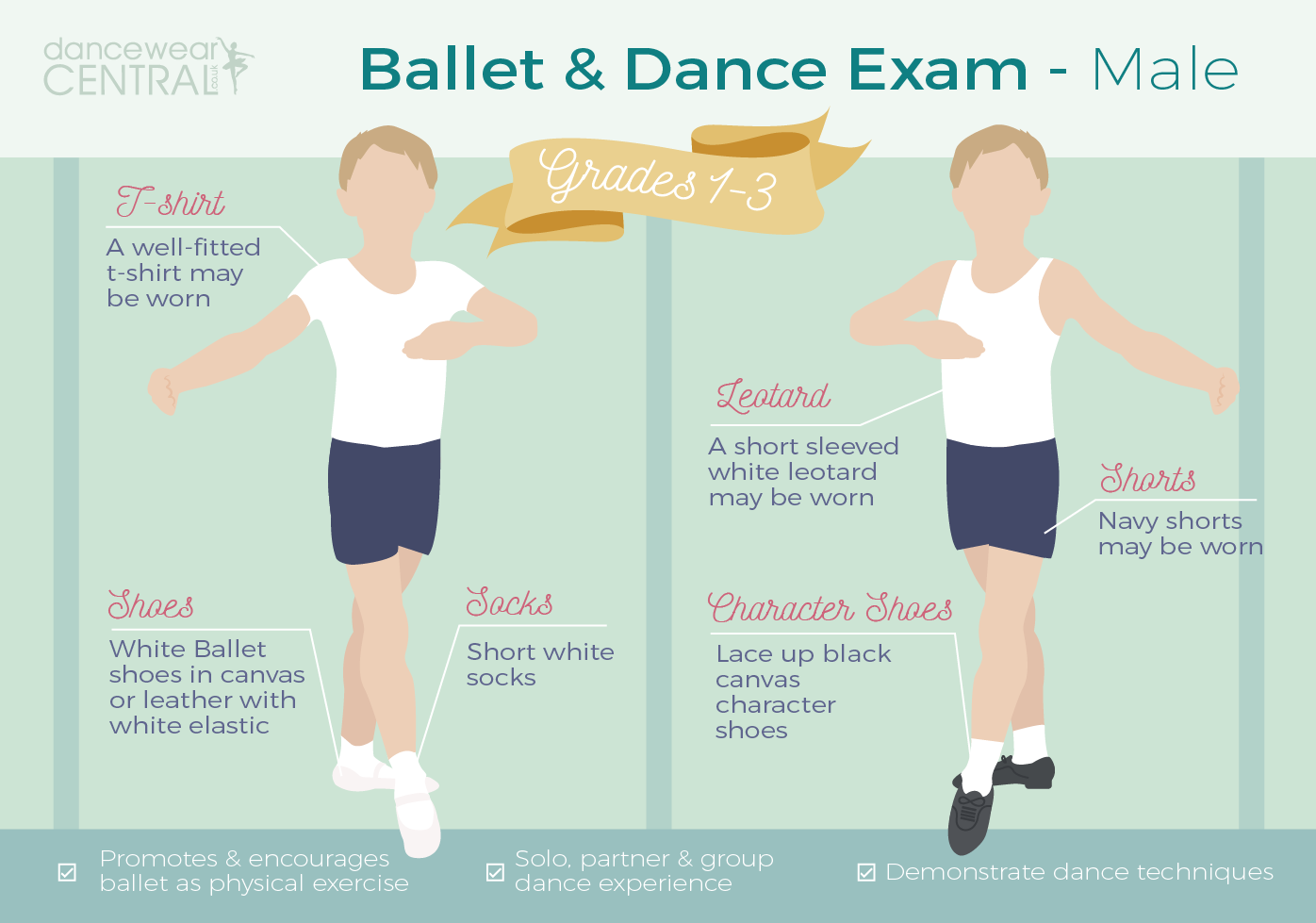 Boys Ballet Shoes Uk