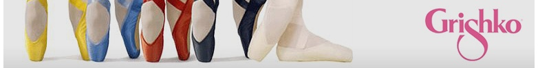 Grishko Dance Shoes with Free Delivery over £60