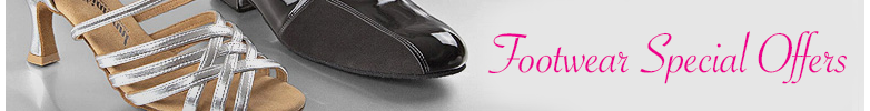 Dance Shoes Special Offers