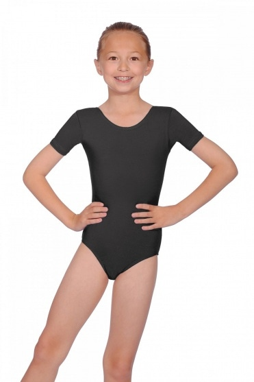 Short Sleeve Cotton RAD Pre-Primary Leotard