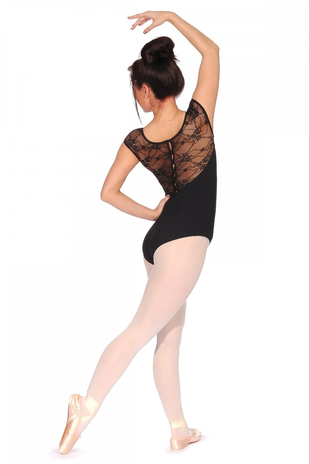 Amy Girls//Ladies BALLET LEOTARD Cotton Cap Sleeved Dance Leotard RAD Style Exam