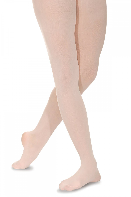 14b968dd6 Roch Valley 40 denier ballet tights in pink, white and black