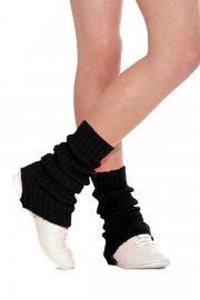 Acrylic Stirrup Leg Warmers