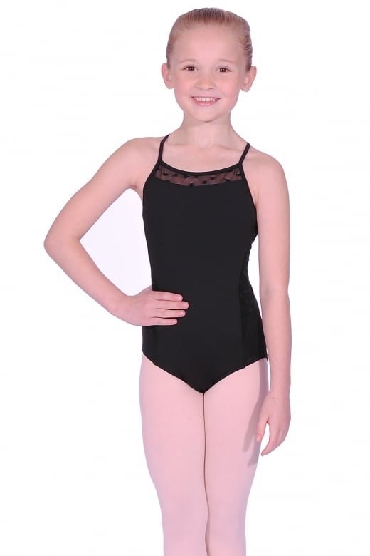 Bloch Agni Leotard