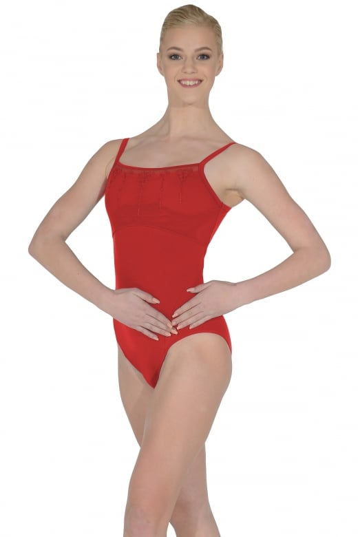 Bloch Alecta Mesh Leotard