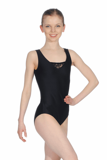 Anemone Tank V Neck Leotard