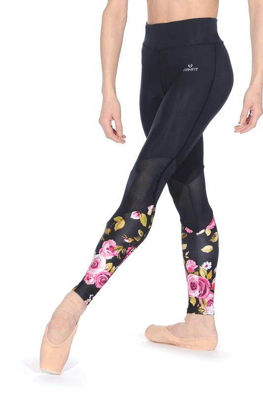 Dansez Women s Mesh Printed Leggings e75081dcec1