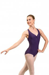 Aspen Ladies' Sleeveless Leotard