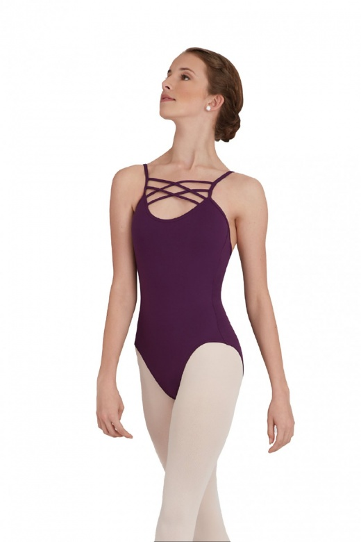 Capezio Back in Front Ladies' Leotard