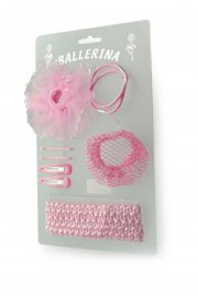 Ballerina Hair Accessories Set
