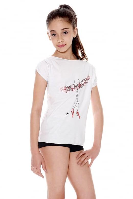 So Danca Ballet Girls' T-Shirt