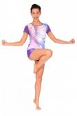 Papillon Ballet Print Top