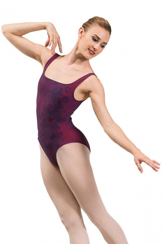 Ballet Rosa India Ladies' Sleeveless Leotard