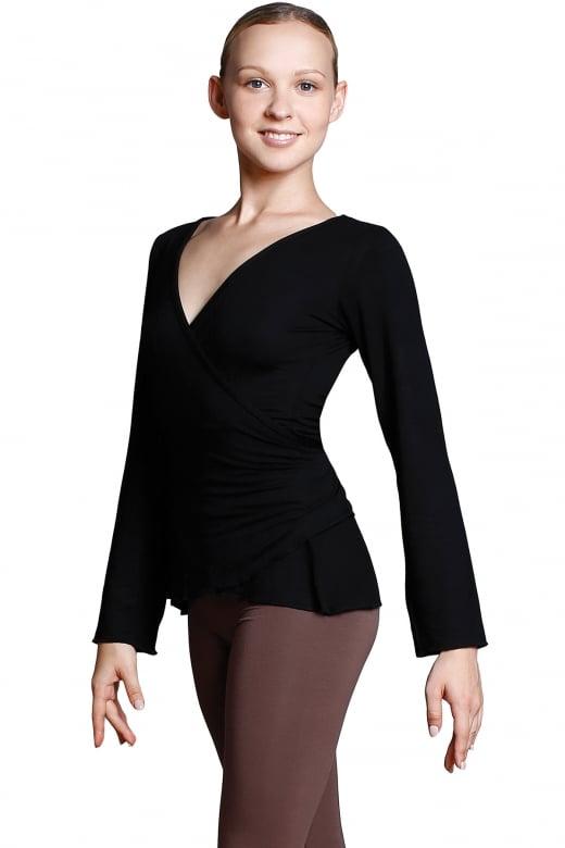 Ballet Rosa Sayaka Wrap Sweater