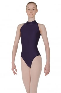 Stephanie Ladies' Turtle Neck Leotard