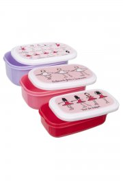 Ballet Snack Box 3 Pack