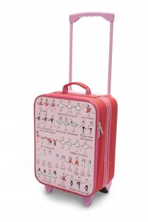 Ballet Wheelie Case