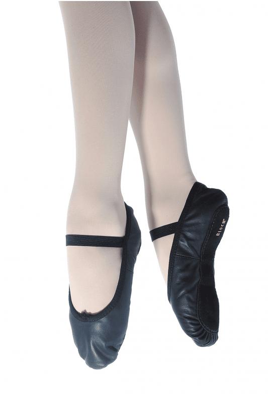 Bloch Arise Leather Ballet Shoe | Ideal