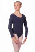 Bloch Basics Long Sleeved Leotard