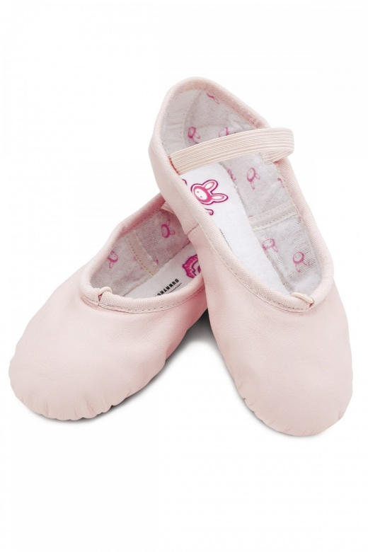 Bloch Bunnyhop Children's Leather Ballet Shoes