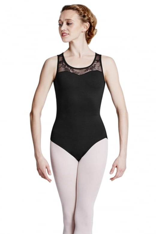 Bloch Button Back Leotard