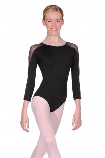 Carnelian Long Sleeve Leotard