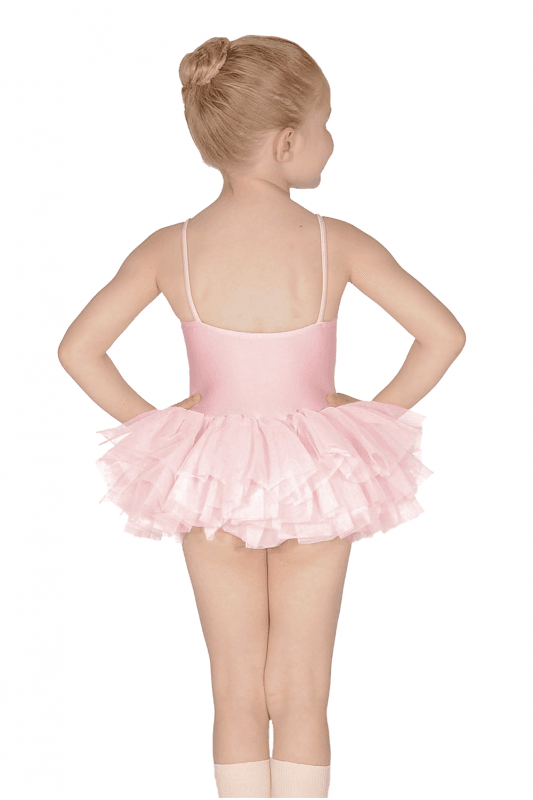 fad95a58913d Bloch Girls' Desdemona Tutu Leotard | Dancewear Central
