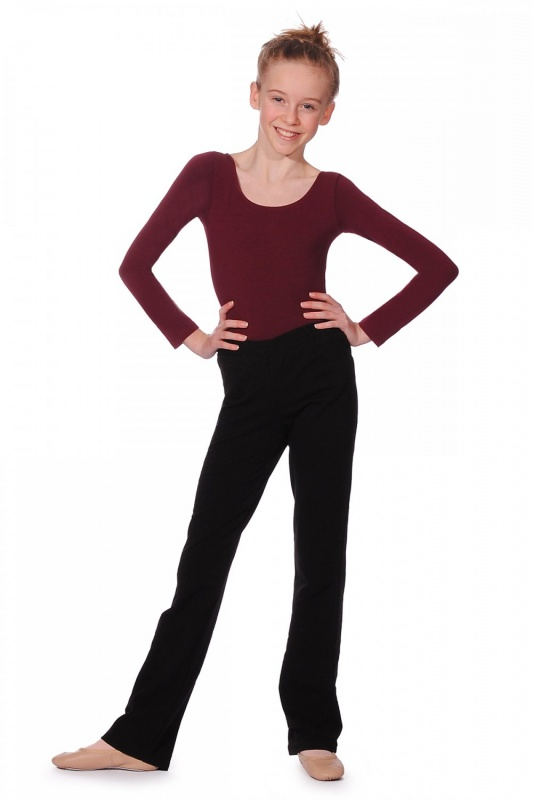 Bloch Echappe Girls' Jazz Pants | Dancewear Central