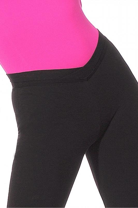 Bloch Encarte V Front Jazz Pants | Dancewear Central