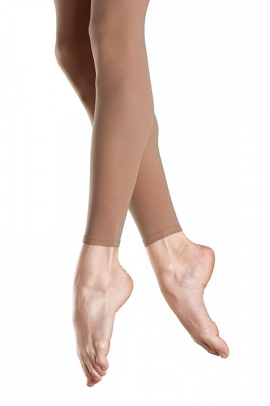 3820cf4417b03 Bloch Endura Footless Dance Tights   Dancewear Central