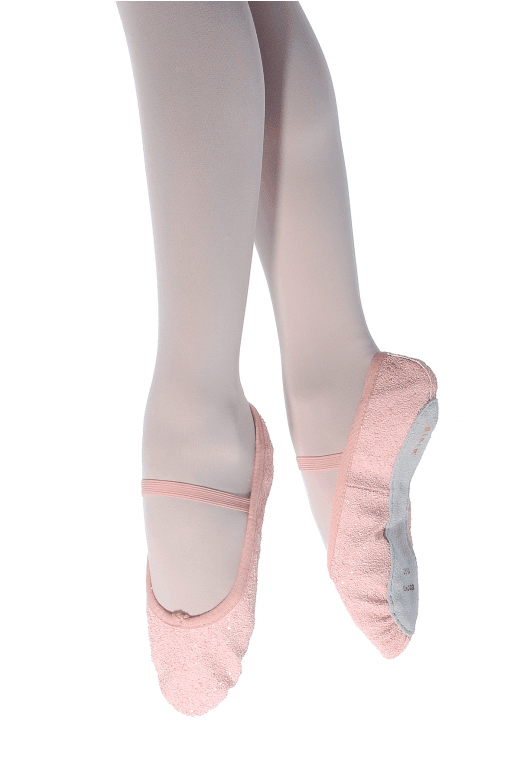 Bloch Girls' Sparkle Ballet Shoes
