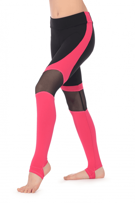 8d36ff2accda01 Bloch Girls' Stirrup Dance Leggings | New Dancewear for Spring/Summer