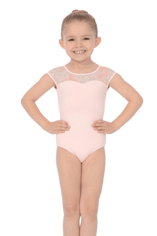 Bloch Girls' Sweetheart Leotard