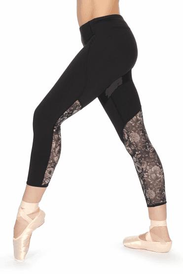 e01b3f5829f8b Bloch Women's Tights, Leggings & Shorts