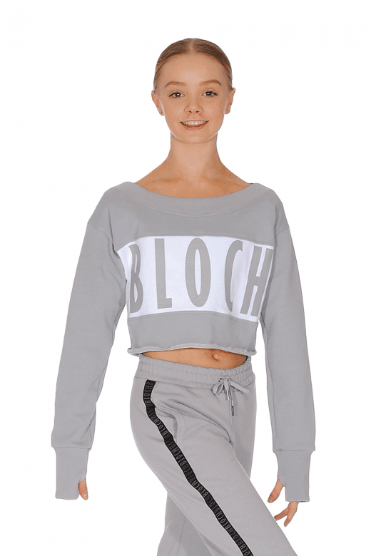 Bloch Logo Jumper