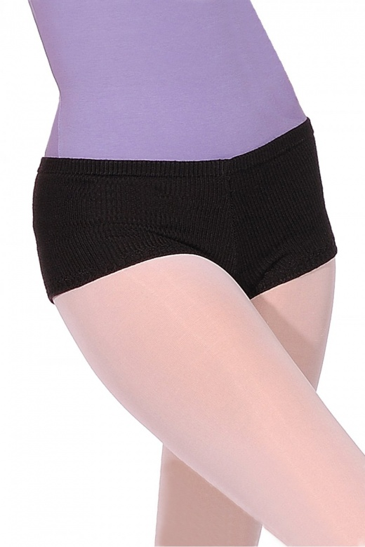 Bloch Lucy Soft Knit Ladies' Warm Up Shorts