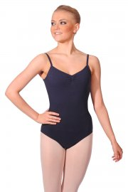 Royal Camisole Scoop Back Leotard