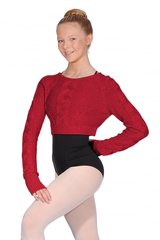Bloch Thio Crop Top
