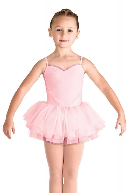 bf055d04f6 Bloch Girls' Valentine Tutu Leotard | Dancewear Central