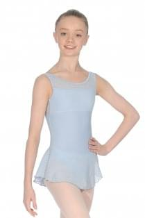 Bluebelle Tank Leotard With Skirt