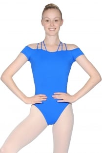 Boat Neck Leotard
