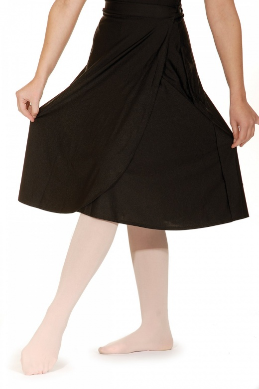 Roch Valley Calf Length Wrapover skirt