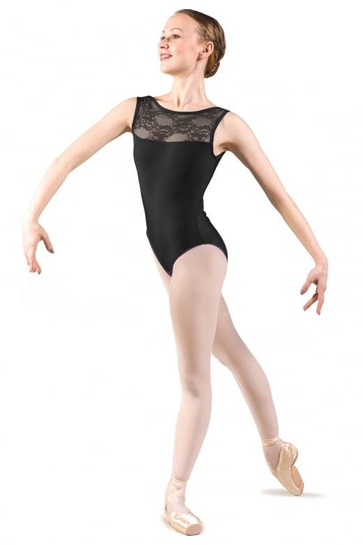 Ballet Rosa Camila Leotard