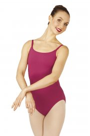 Camisole Leotard with Cross Straps