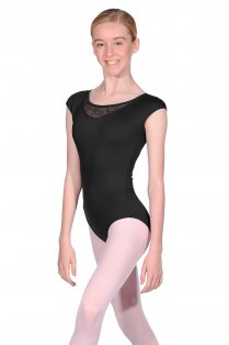 Cap Sleeve Ladies Leotard