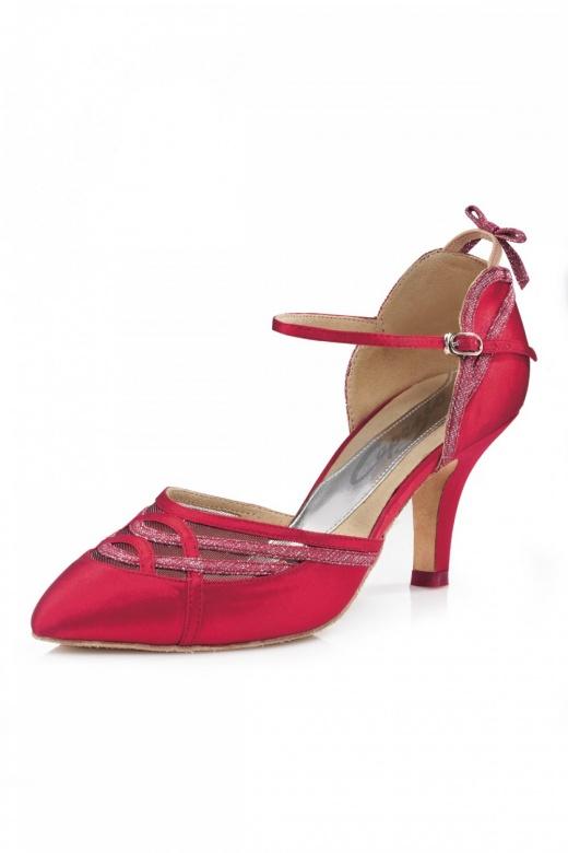 Capezio Alicia Closed Toe Ballroom Shoes