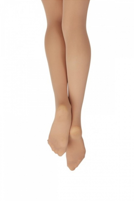 Capezio Children's Hold & Stretch Footed Tights