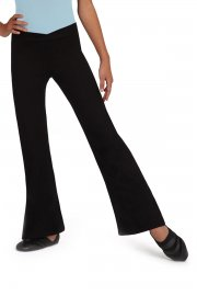 Children's Low Rise Cotton Jazz Pants