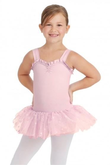Child's Sweetheart Tutu Dress