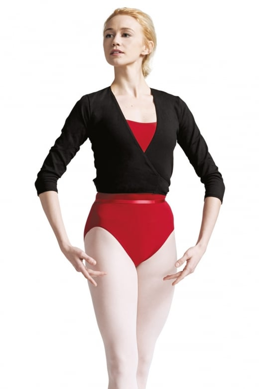 Capezio Cross-Over Top